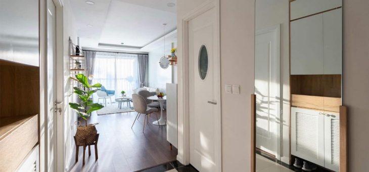 Nội thất chung cư NORDIC HOUSE cực đẹp, sang và sáng