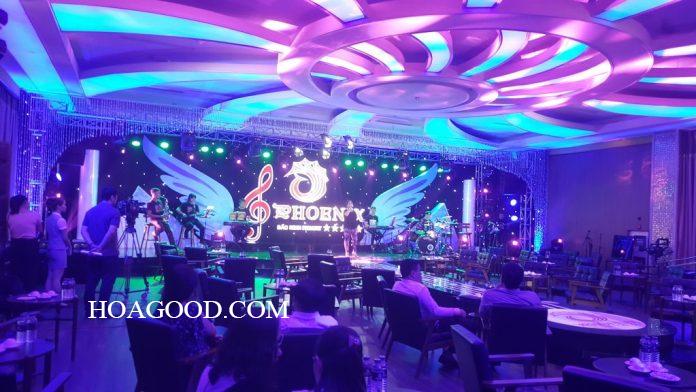 Thi công sân khấu Phoenix Bắc Ninh
